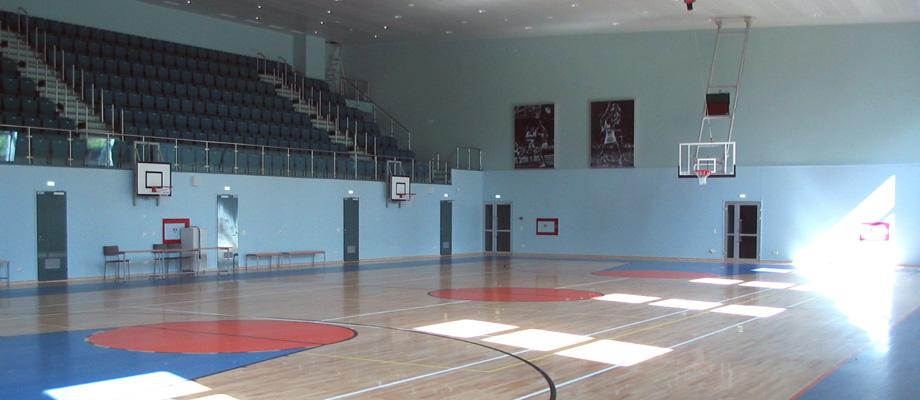 Urheiluhalli